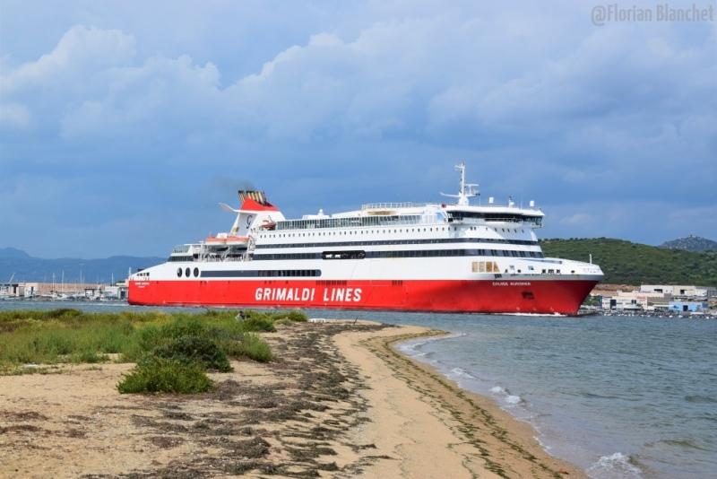 Cruise Olbia à Olbia