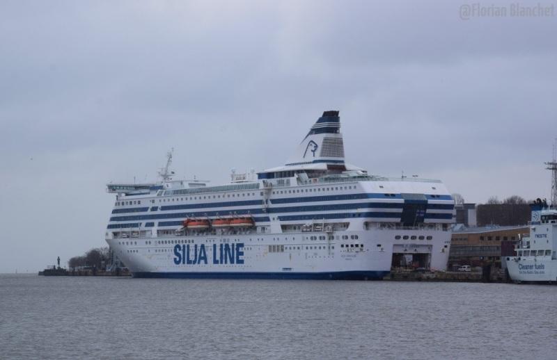 Silja Seranade à Helsinki