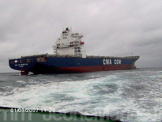 CMA CGM Swordfish