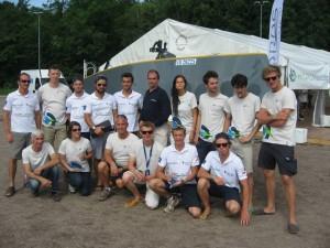 2 equipes hydros contest