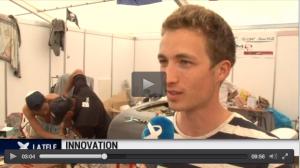 Simon bernard télé suisse