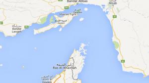 AIS Maersk Tigris Marine traffic