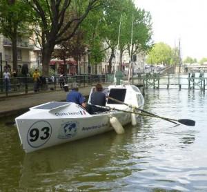 Charles Hedrich vu canal