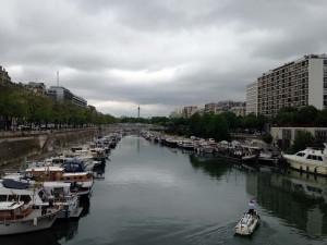 La Bastille, Port de Arsenal