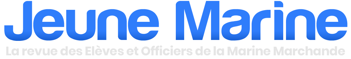 Jeune Marine - La revue des élèves et officiers de la marine marchande