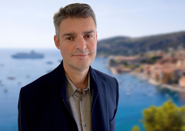 André GAILLARS Président de l'Union Maritime 06 © JM DR
